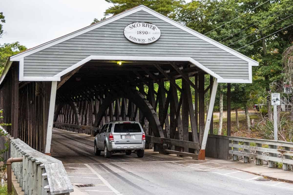 Rejseforslag Road Trip - Det ultimative New England, USA