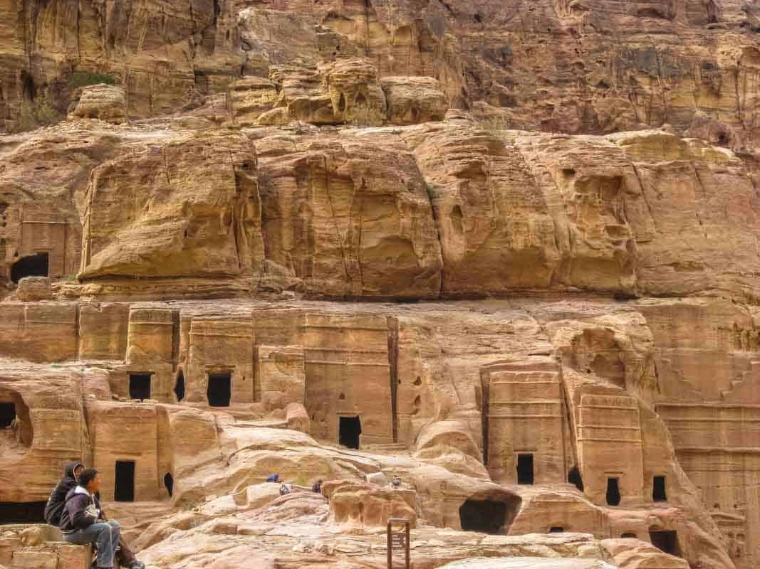 Rejsetanker om Jordan