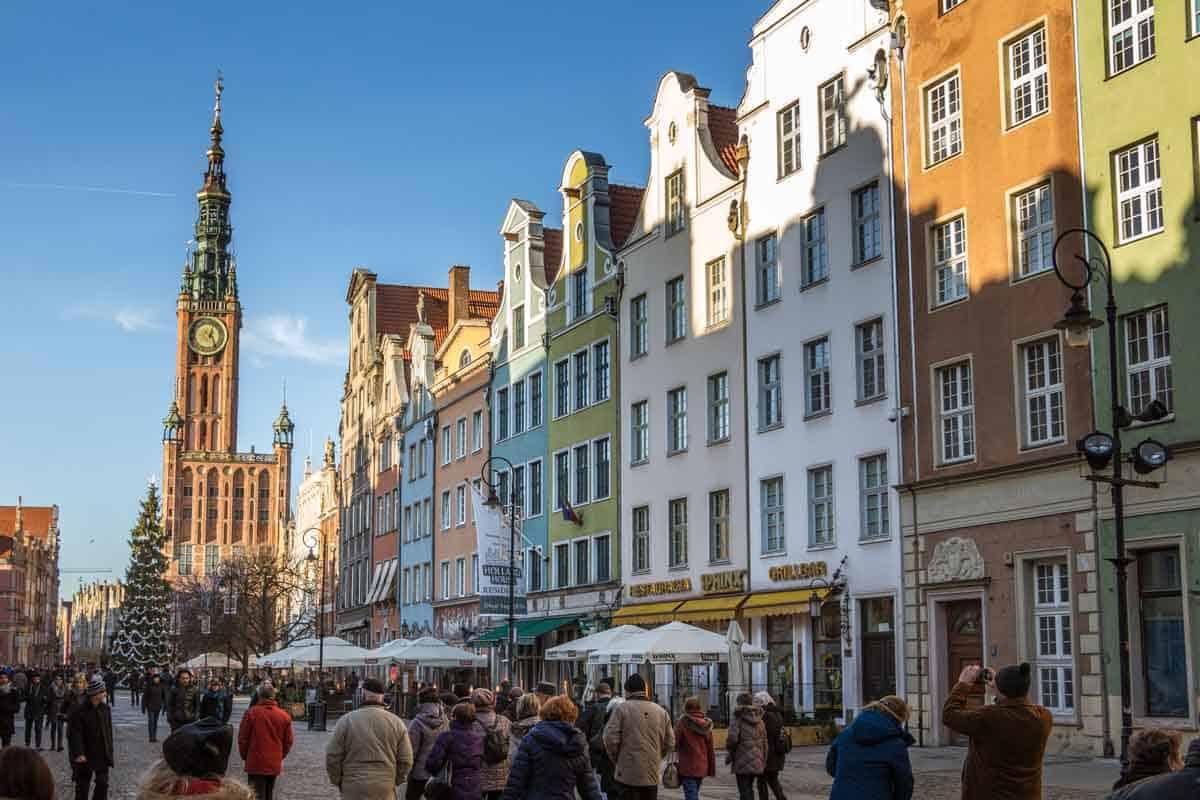 Rejsetanker om Polen
