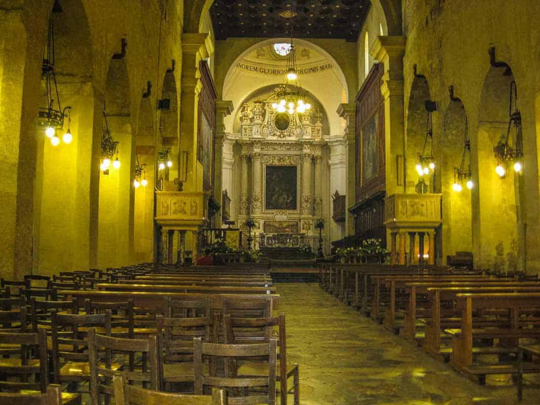 Rejsetanker om Sicilien