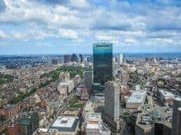 Skywalk Observatory giver en fantastisk udsigt - Boston, USA