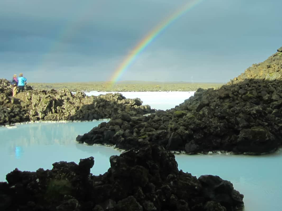 Stopover i Island