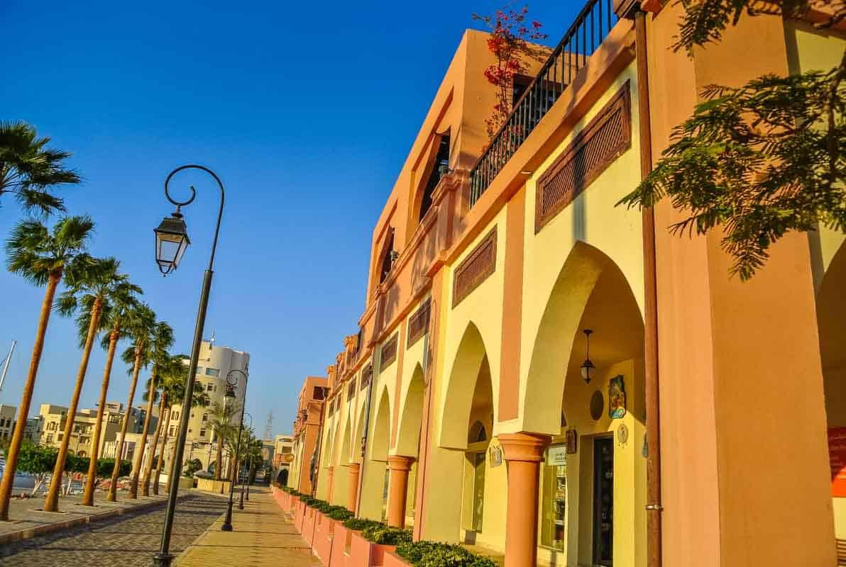 Tala Bay en eksklusiv ferieby - Jordan