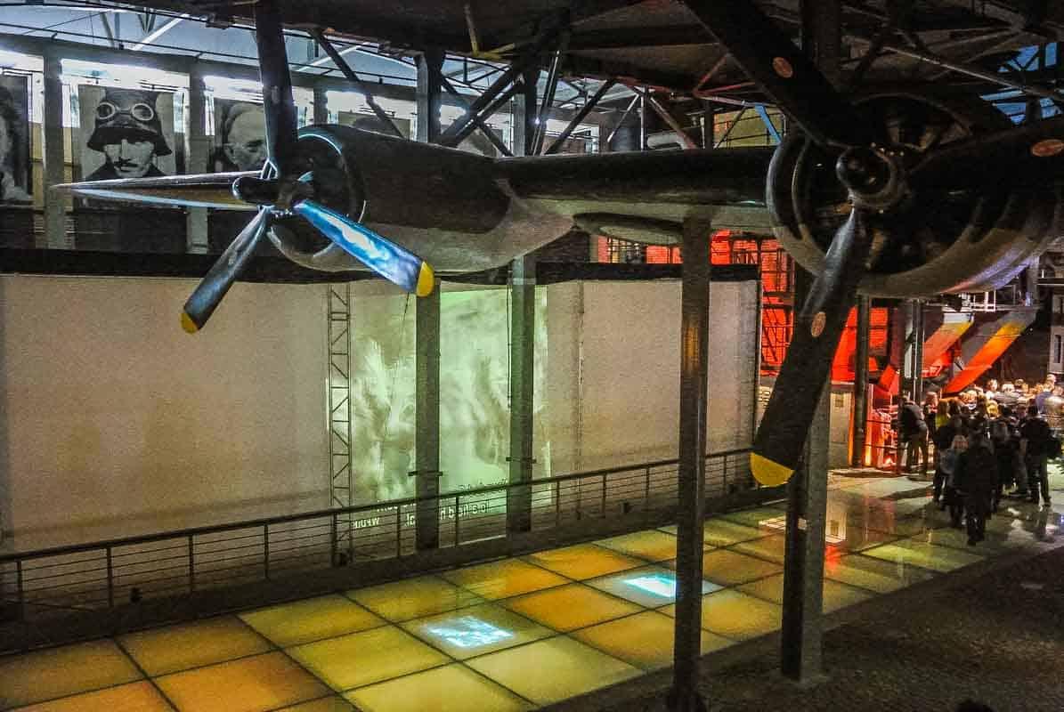 Warsaw Rising Museum - Warszawa, Polen