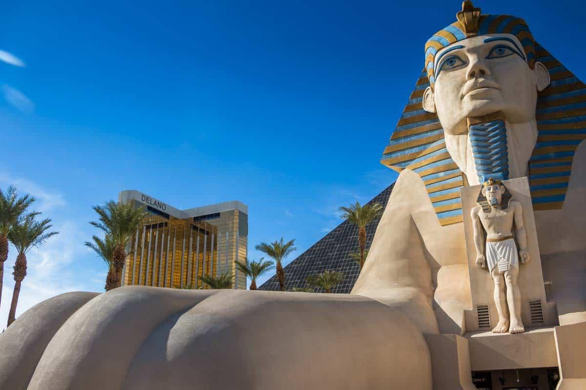 12 Postkort fra Las Vegas - USA