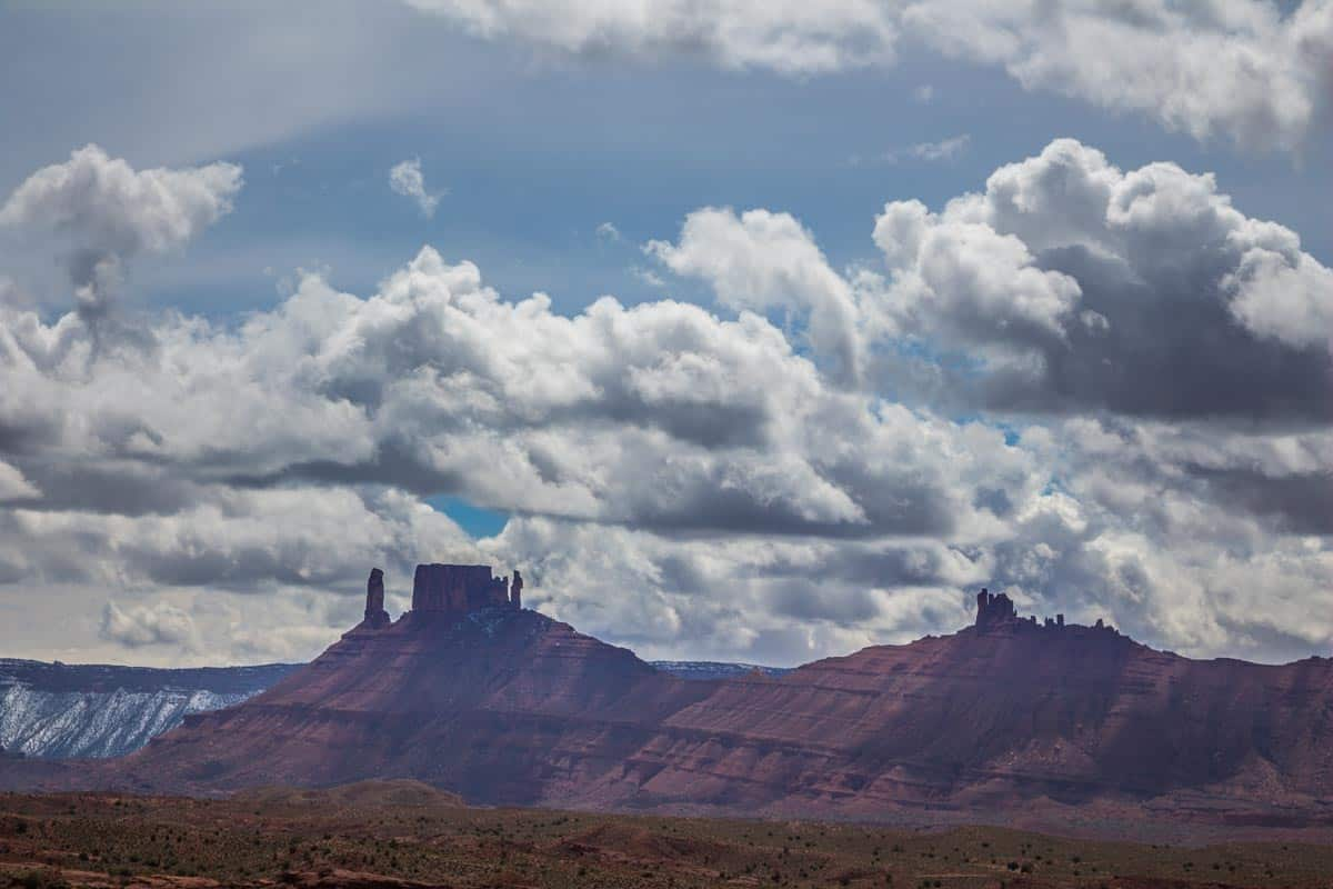 12 Postkort fra Road Trip Denver - Las Vegas, USA