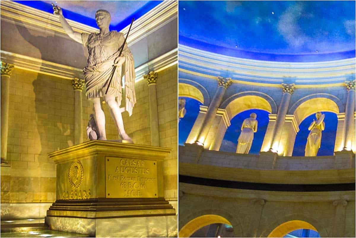 Anmeldelse af Caesars Atlantic City Hotel and Casino – Atlantic City, USA