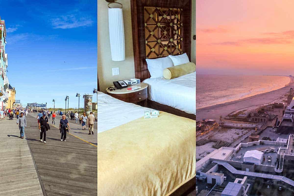 Anmeldelse af Caesars Atlantic City Hotel and Casino – Atlantic City, USA