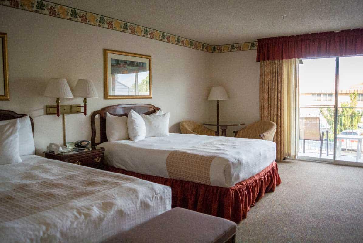 Anmeldelse af Creekside Inn - Bishop, USA