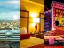 Anmeldelse af Eldorado Resort Casino at The Row - Reno, USA