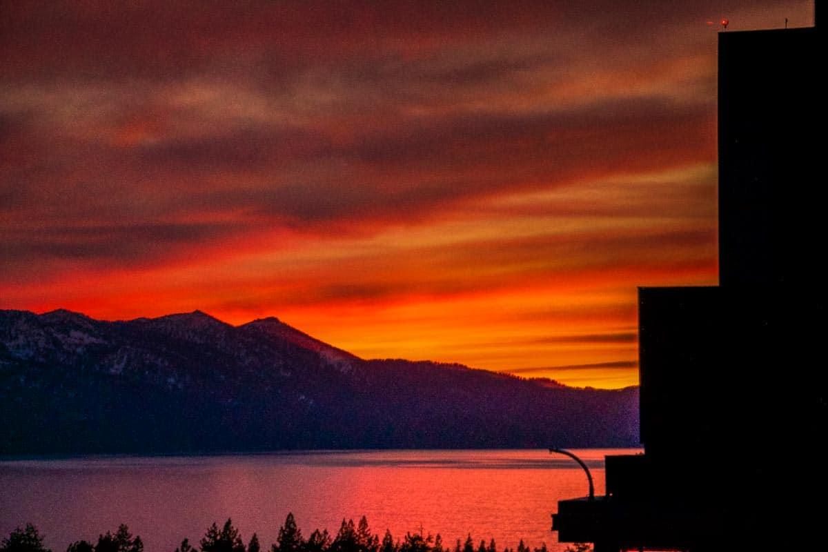 Anmeldelse af Harrah's Lake Tahoe Resort & Casino - Lake Tahoe, USA