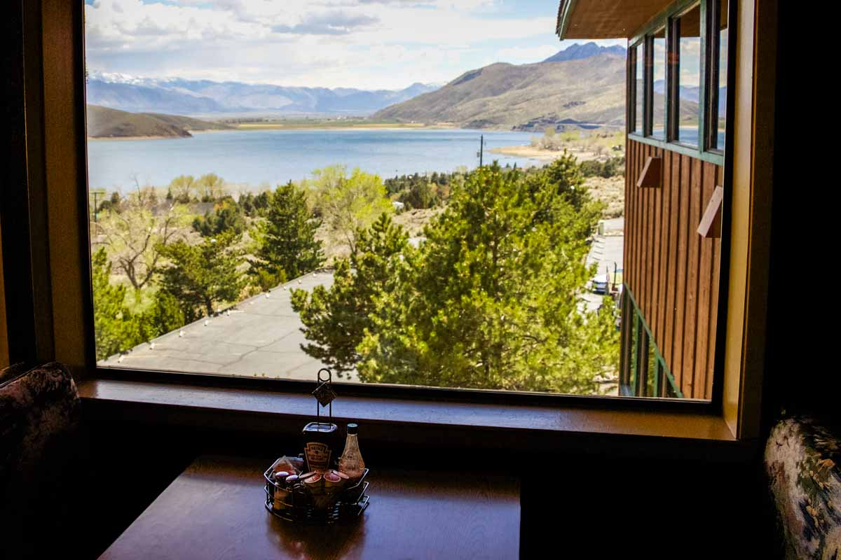 Anmeldelse af Lakeview Coffee Shop - Lake Topaz, USA