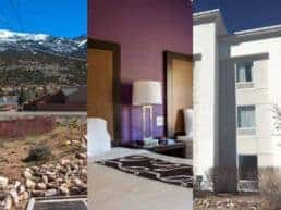 Anmeldelse af overnatning - Road Trip Denver til Las Vegas, USA