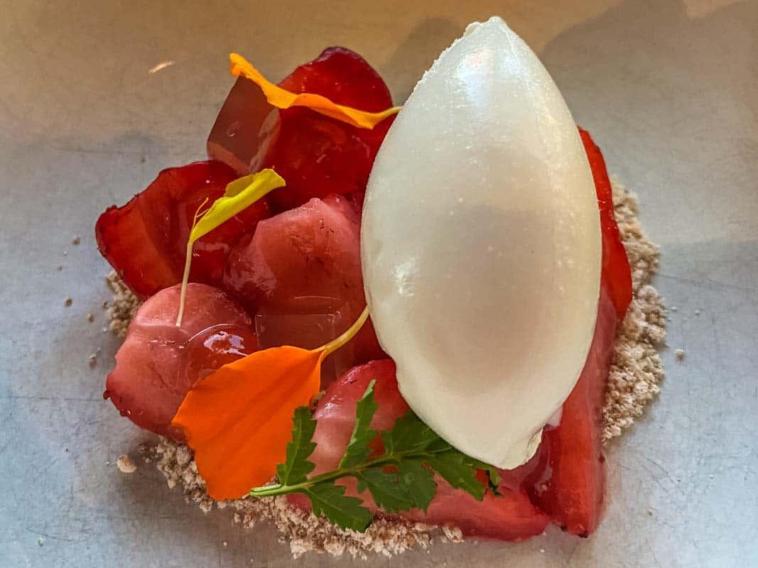 Anmeldelse af restaurant Trio – København, Danmark