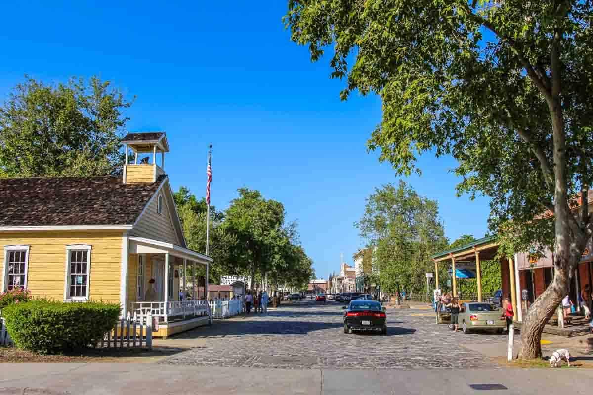Oplevelser i Sacramento – Californien, USA