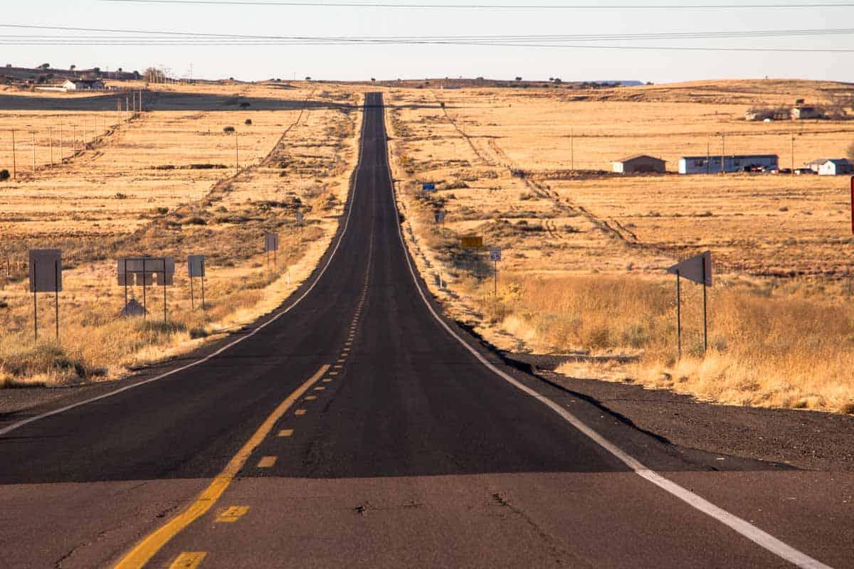 Rejseforslag Road Trip – Det sydvestlige USA