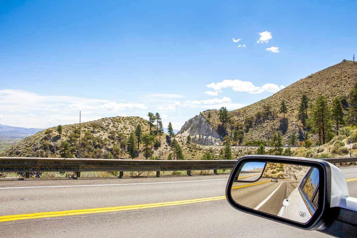 Road Trip - Lake Tahoe via Bodie til Bishop - Californien, USA