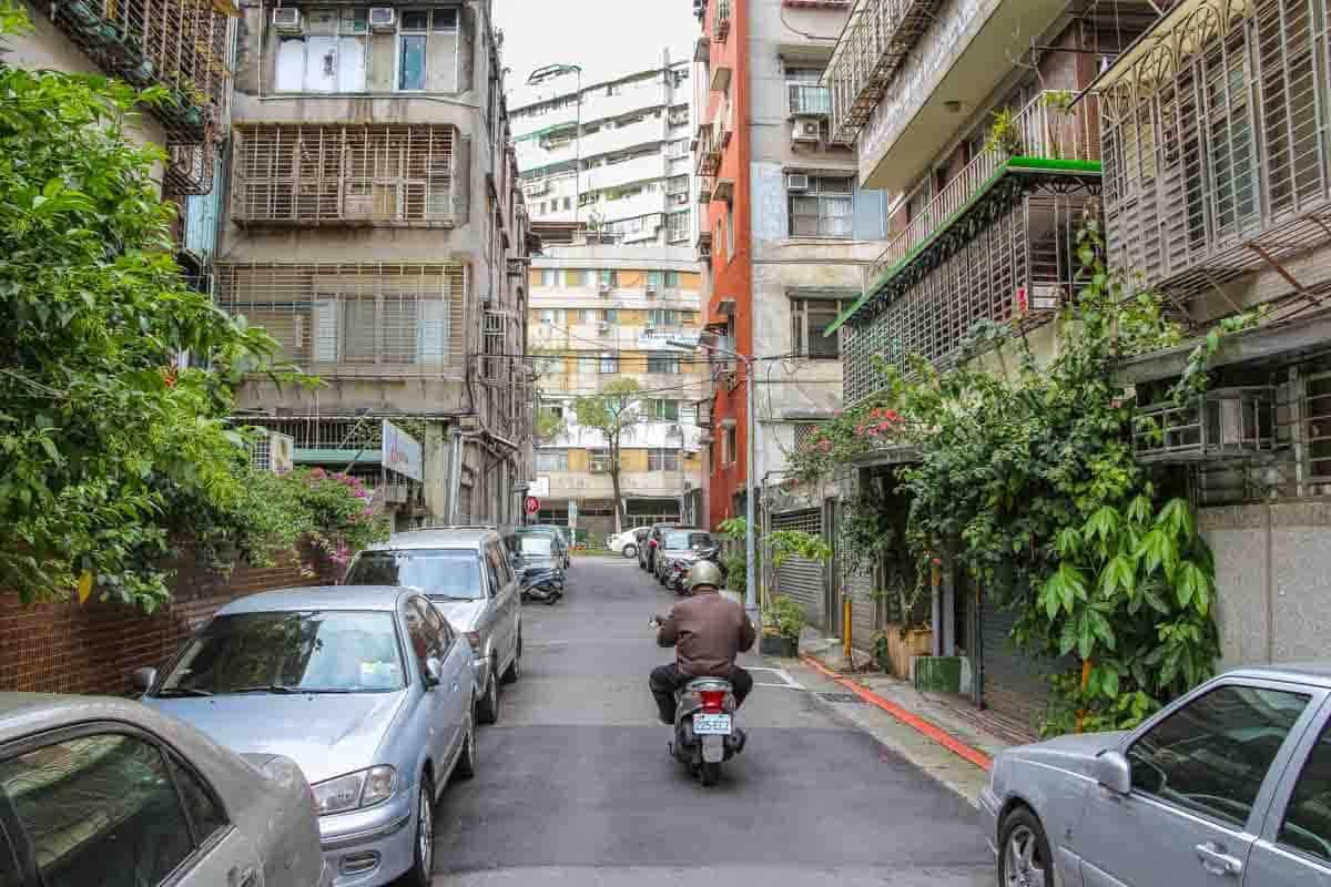 Anmeldelse af Airbnb lejlighed -Taipei, Taiwan