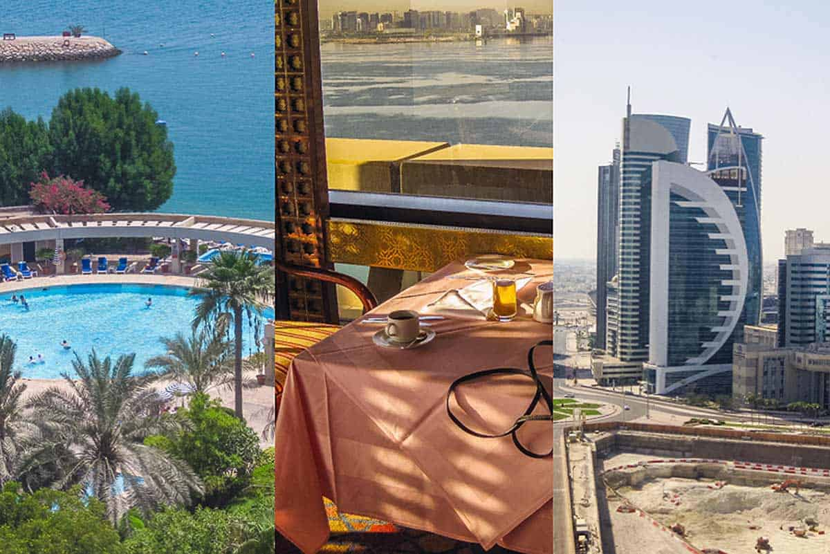 Anmeldelse af Sheraton Grand Doha Resort & Convention Hotel - Doha, Qatar