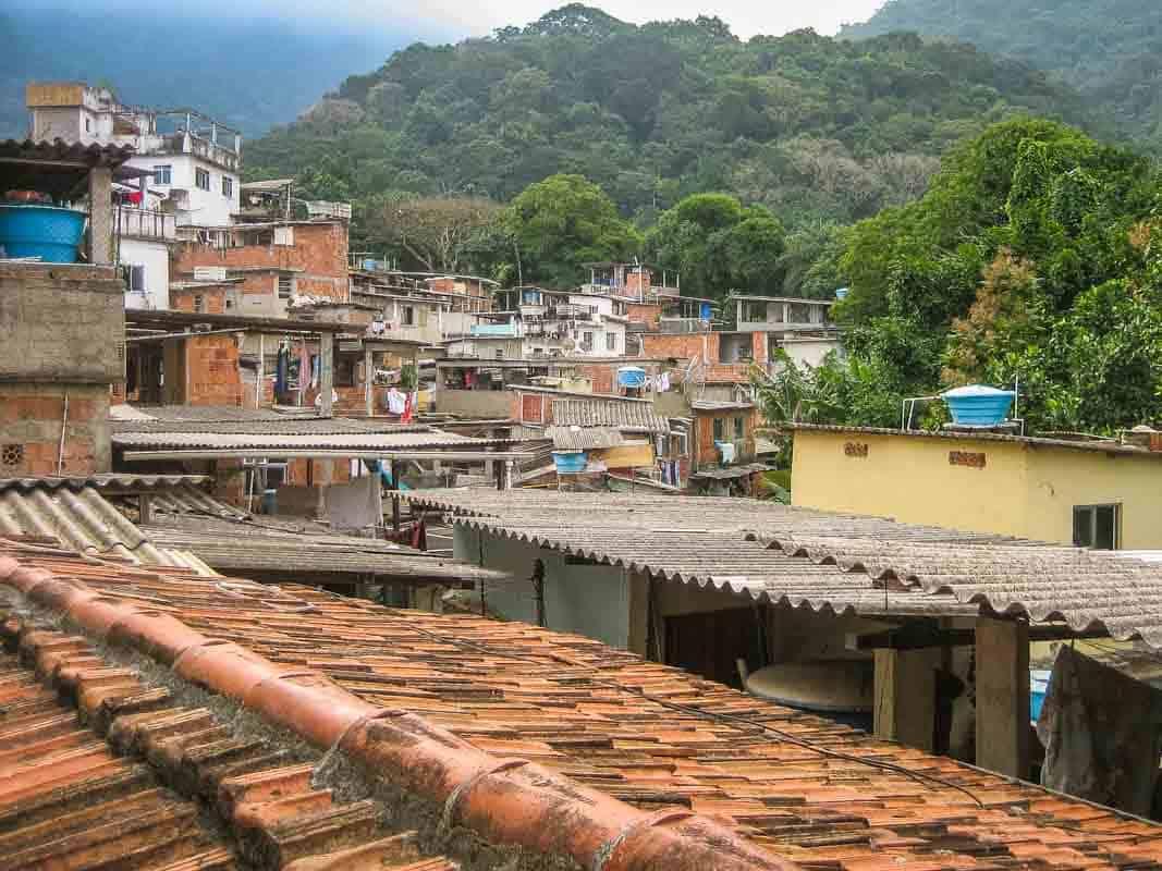 Besøg i Favelaerne - Rio de Janeiro, Brasilien