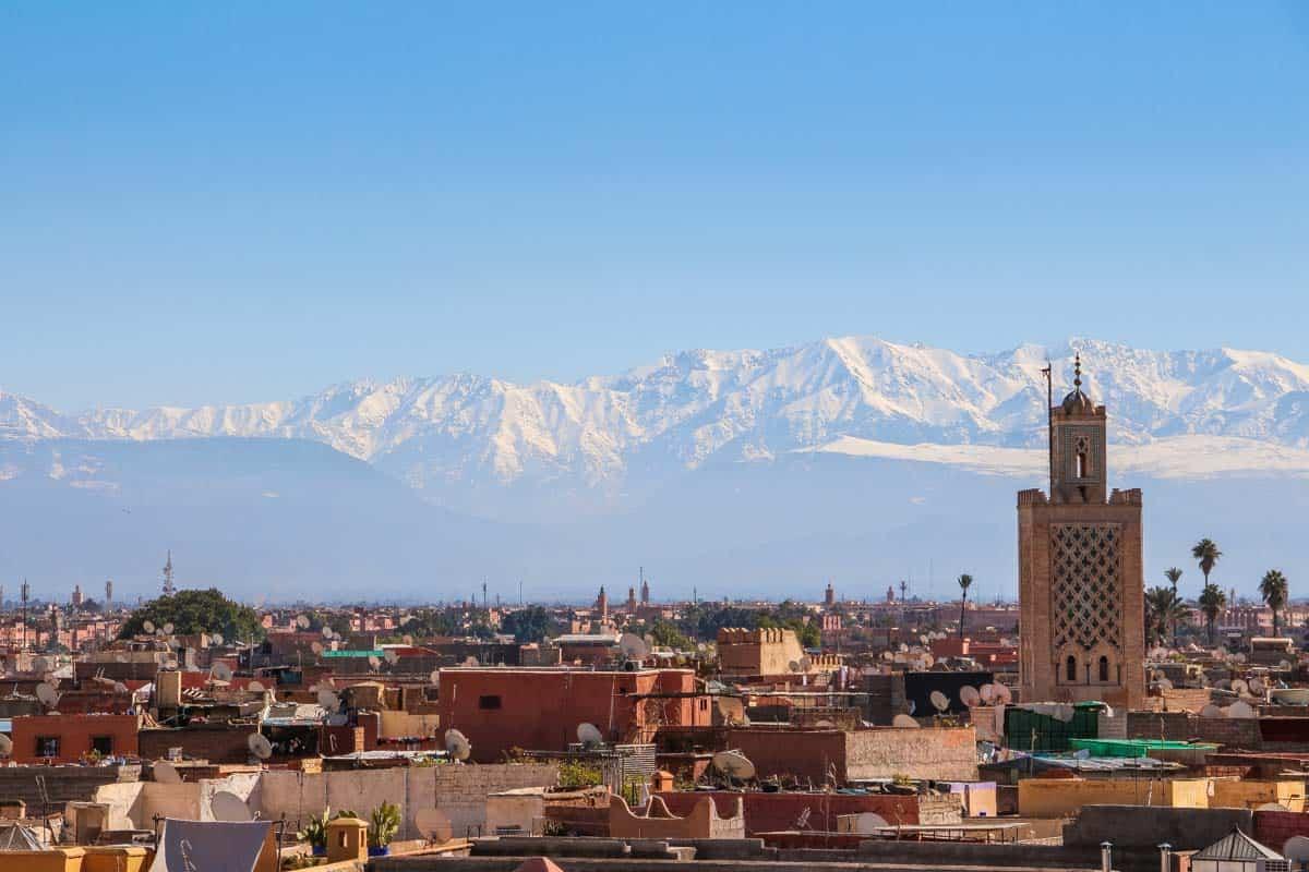 Boganmeldelse Marrakech – Smag, steder og stemning