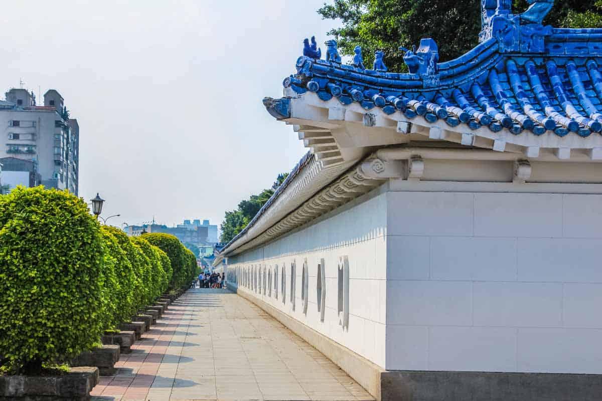 Chiang Kai-shek Memorial Hall - Taipei, Taiwan
