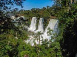 Iguazu Falls verdens smukkeste vandfald - Argentina