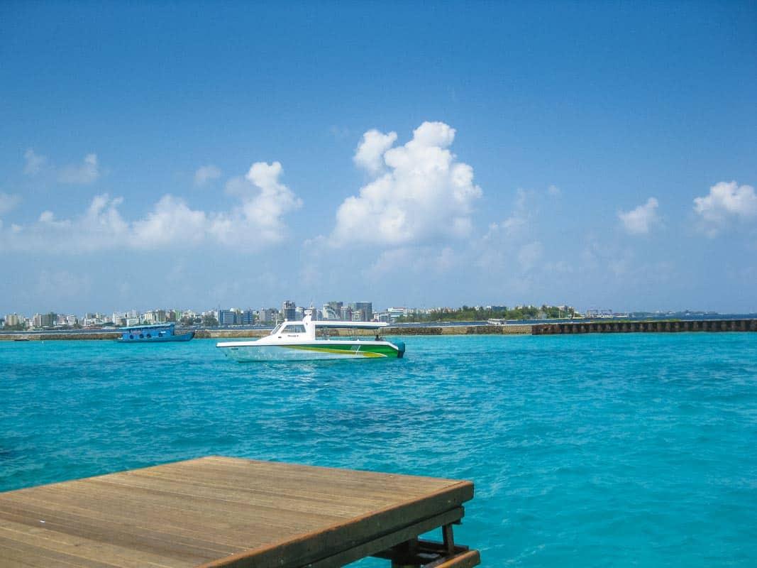 Maldiverne er et paradis på jorden