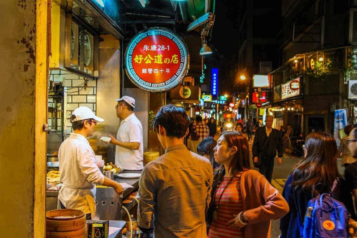 Storbyguide Taipei – Taiwan