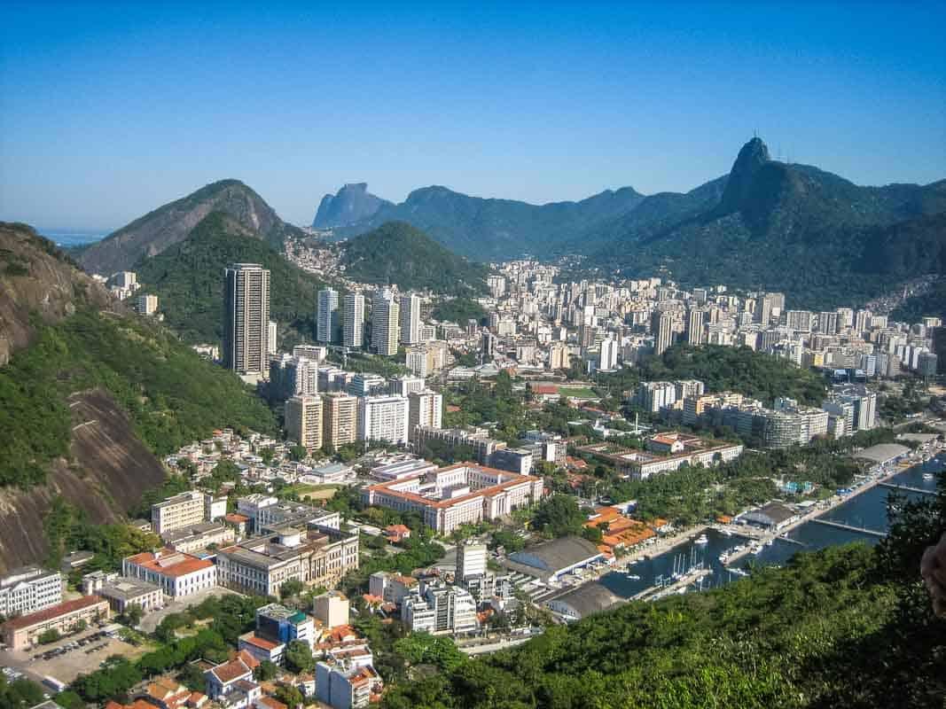 Sukkertoppen - Rio de Janeiro, Brasilien