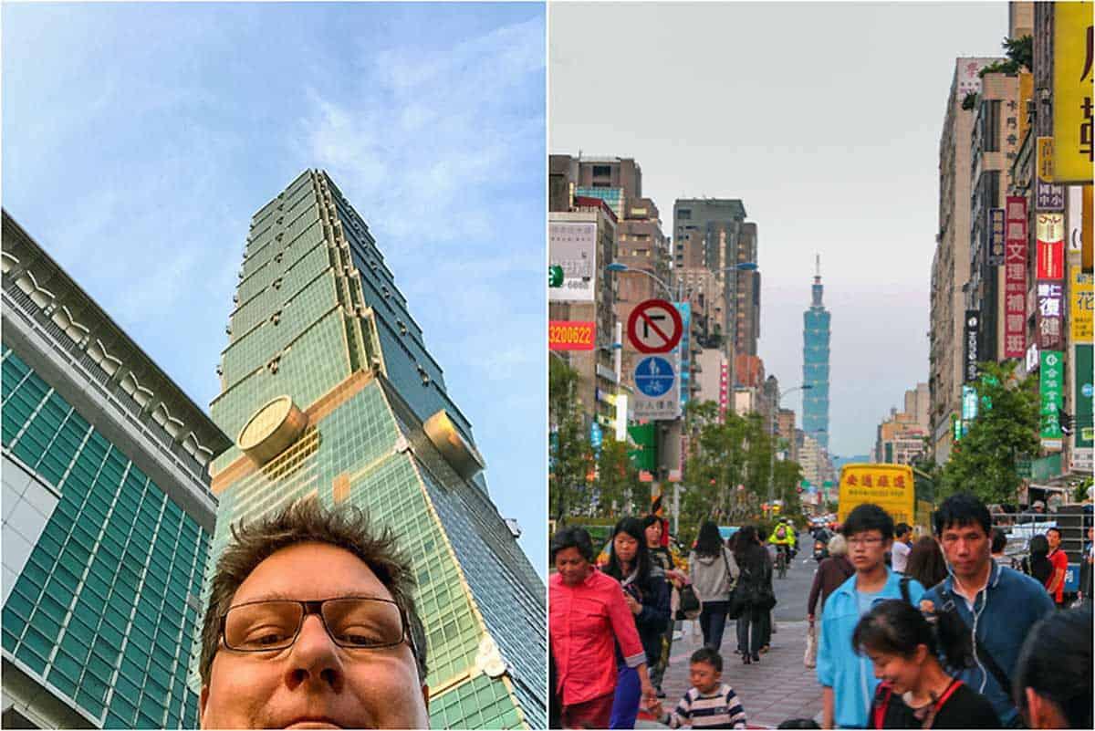 Taipei 101 er en af verdens smukkeste skyskrabere - Taipei, Taiwan