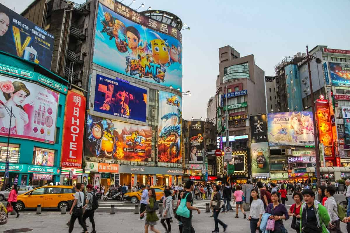 Taipei er en overset perle - Taiwan