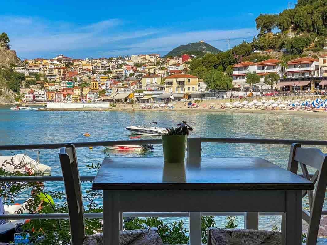Anmeldelse af Villa Rossa Area Boutique – Parga, Grækenland