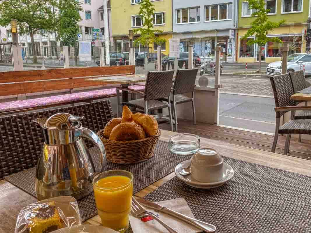 24 timer i Würzburg – Tyskland