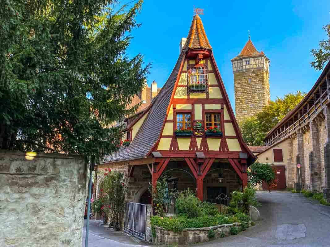 Rejseforslag Road Trip – Den Romantiske Rute, Tyskland