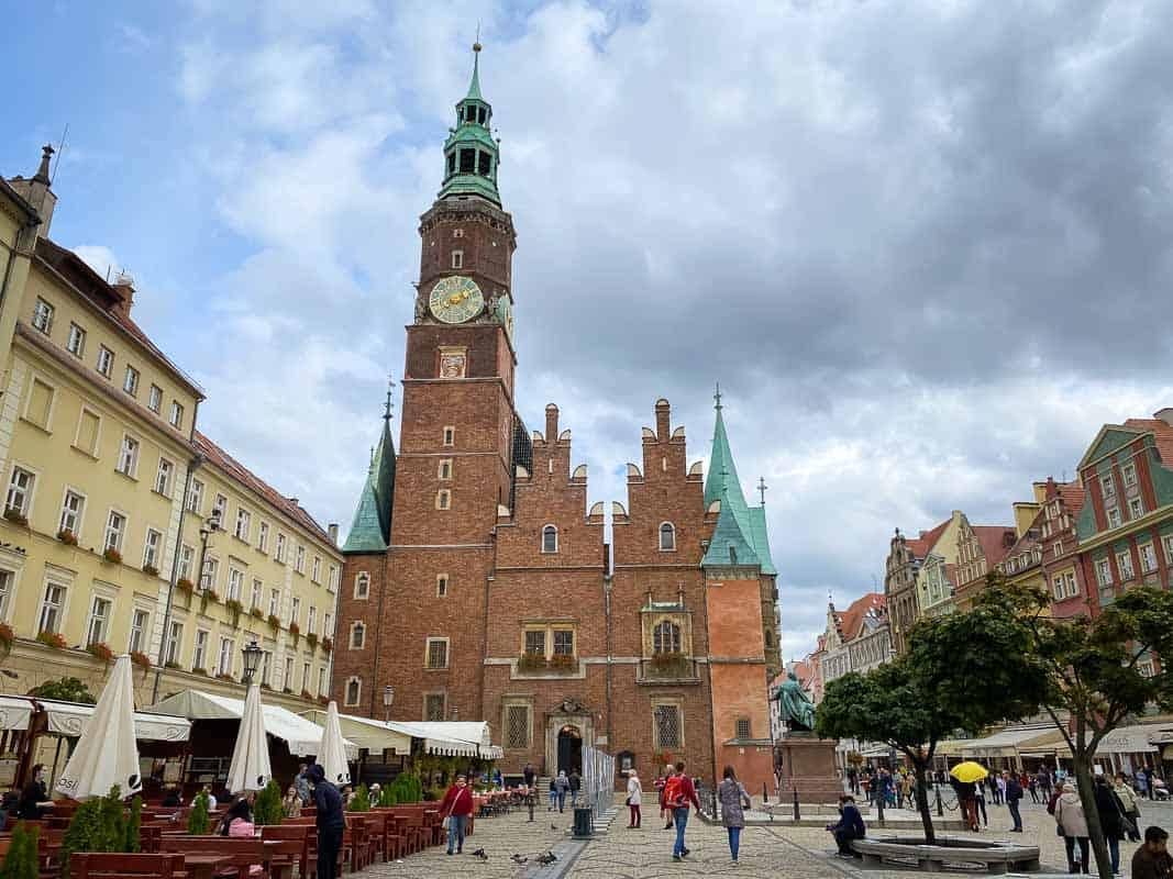 24 timer i Wroclaw – Polen