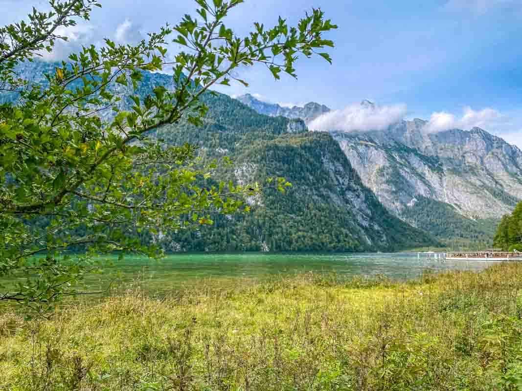 Sejltur på Königssee – Tyskland