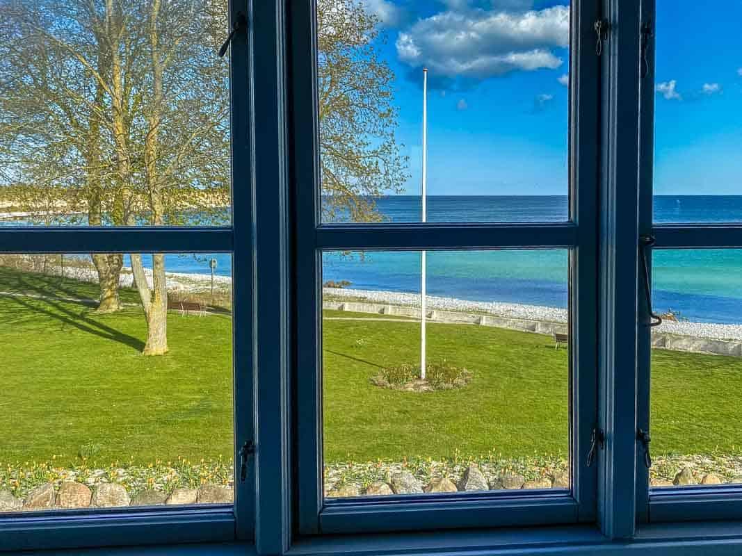 Anmeldelse af Rødvig Kro og Badehotel – Rødvig Stevns, Danmark