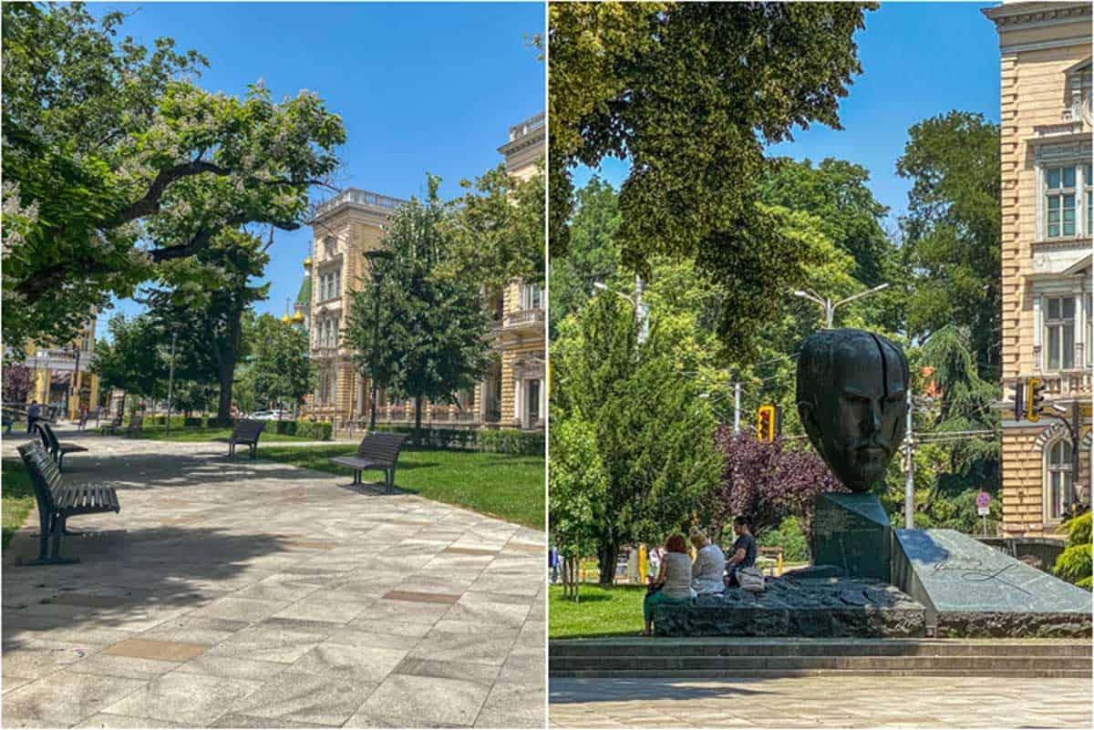 Oplevelser i Sofia – Bulgarien