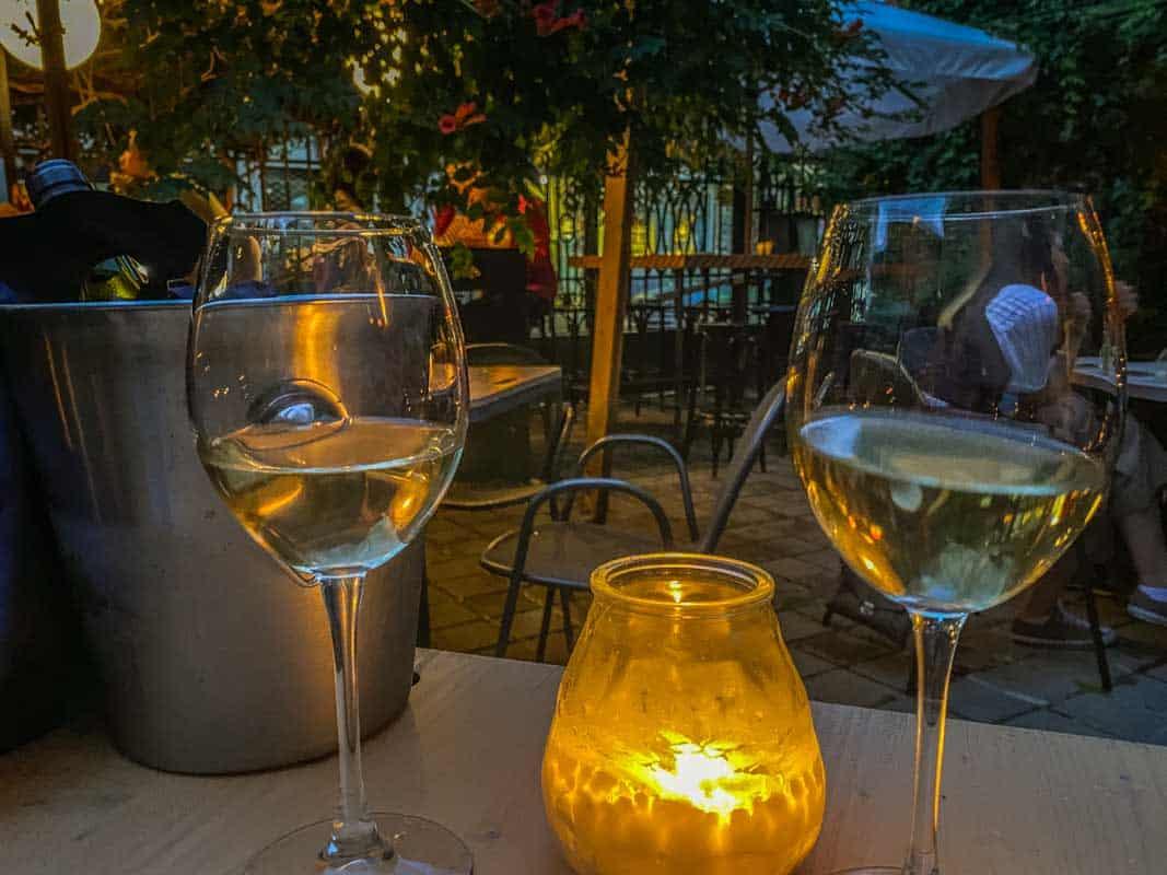 Gode restauranter i Sofia - Bulgarien