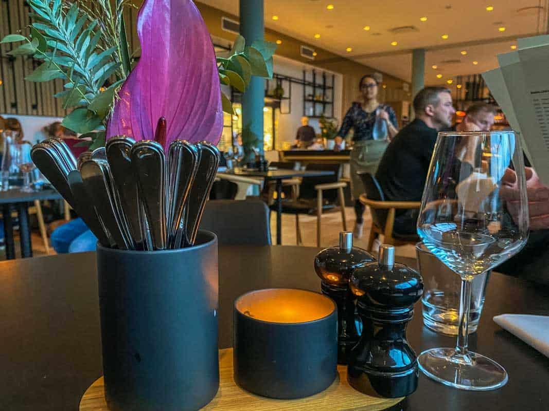Gode restauranter på Færøerne